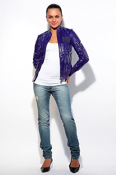 Кожаные Куртки Женские 2011