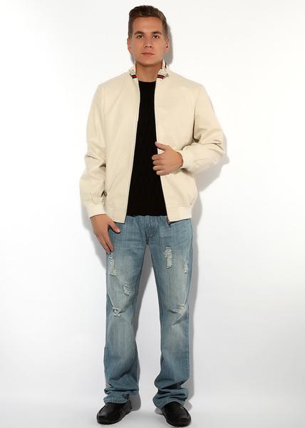 Кожаная куртка Gucci