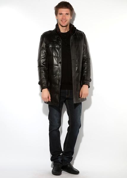 Купить кожаную куртку prada polo ralph lauren цум