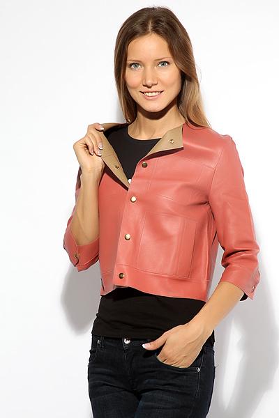 Брендовые кожаные куртки 7